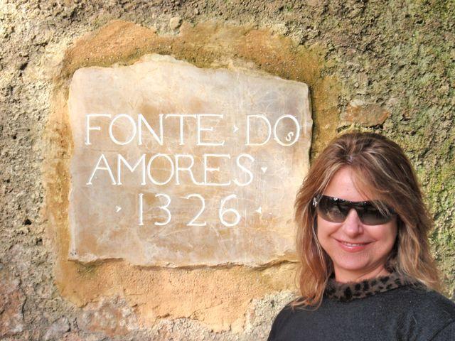 Quinta das Lágrimas - onde Ines e o principe viveram sua história de amor