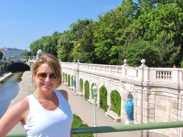 Correr em Viena