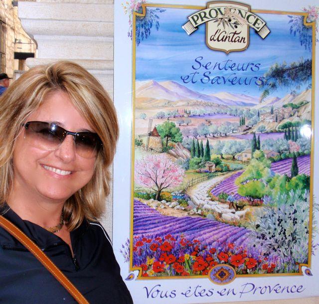 Lugar de ser completamente feliz: Provence
