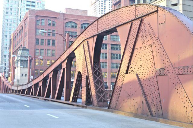 As pontes são todas iguais, maravilhosas!