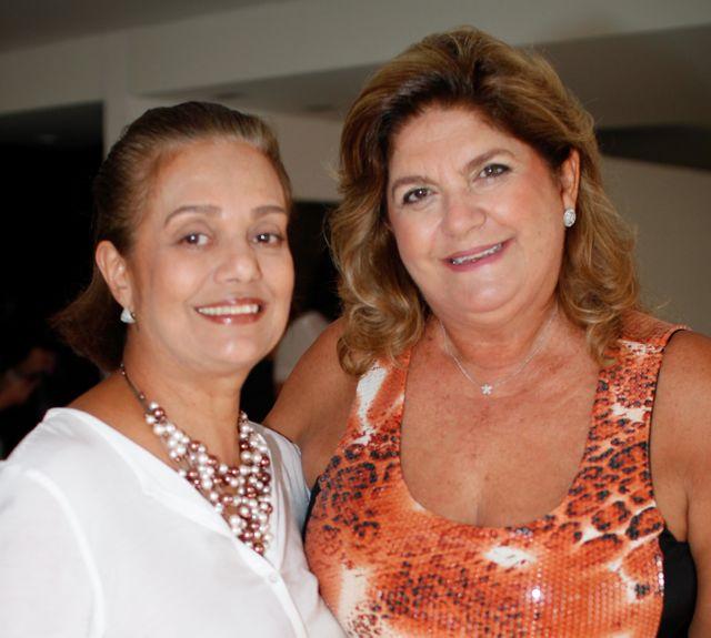 Cláudia e Sheila