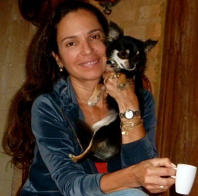 Celina e sua Chanel