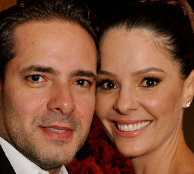 Ivan e a maravilhosa esposa Cristiana