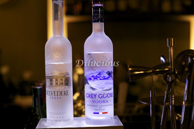 Não vai ser por falta de opcão que você não vai beber...