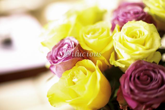 Rosas para o dia das maes