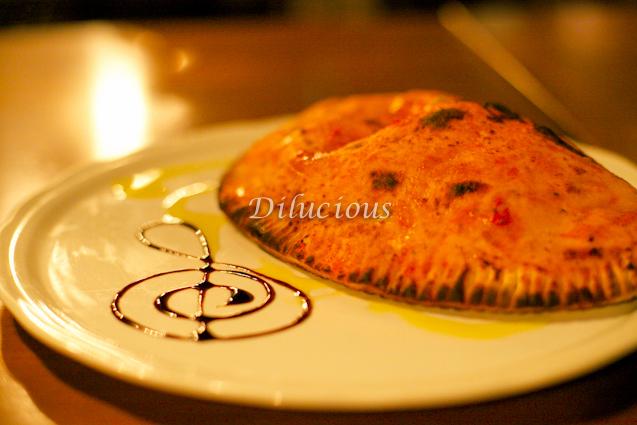 Bianca (pomodoro, mozzarella especial, calabresa artesanal