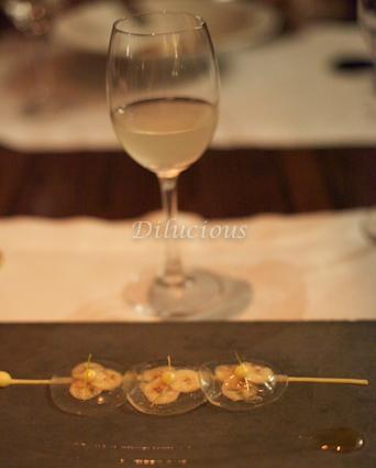 Piprioca - Ravioli de banana