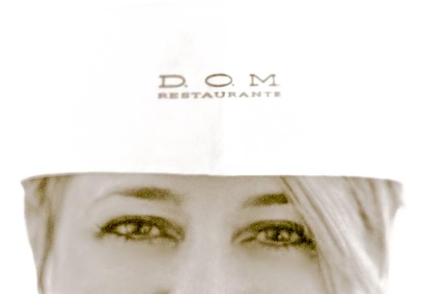 Restaurante D.O.M. - São Paulo http://dilucious.com.br/?p=3787