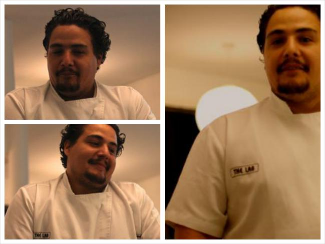 Leandro Chef do THE L.A.B.