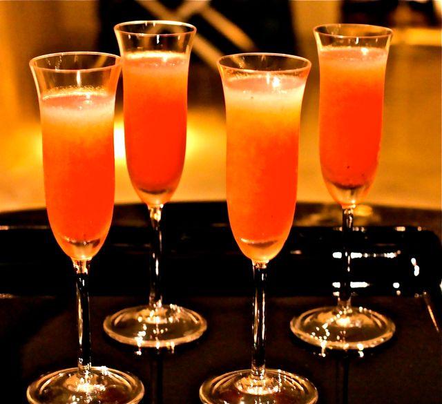 Drink com Romã Um brinde para agradecer o que está por vir!