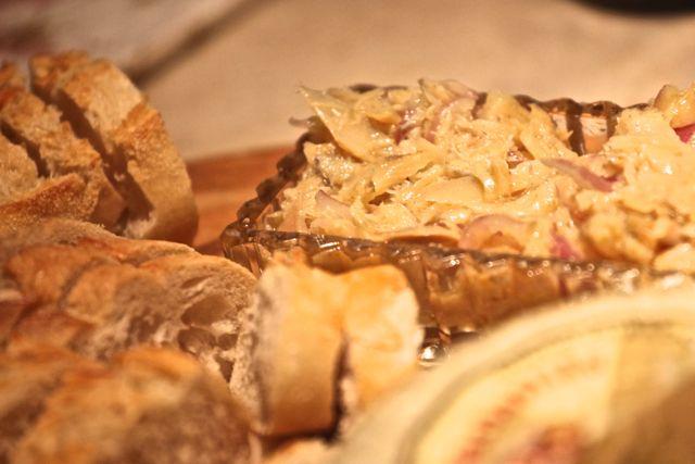 """Pão com Bacalhau """"dilusbrante"""" rsrsss"""