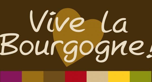 Campanha da valorização da gastronomia da Borgonha