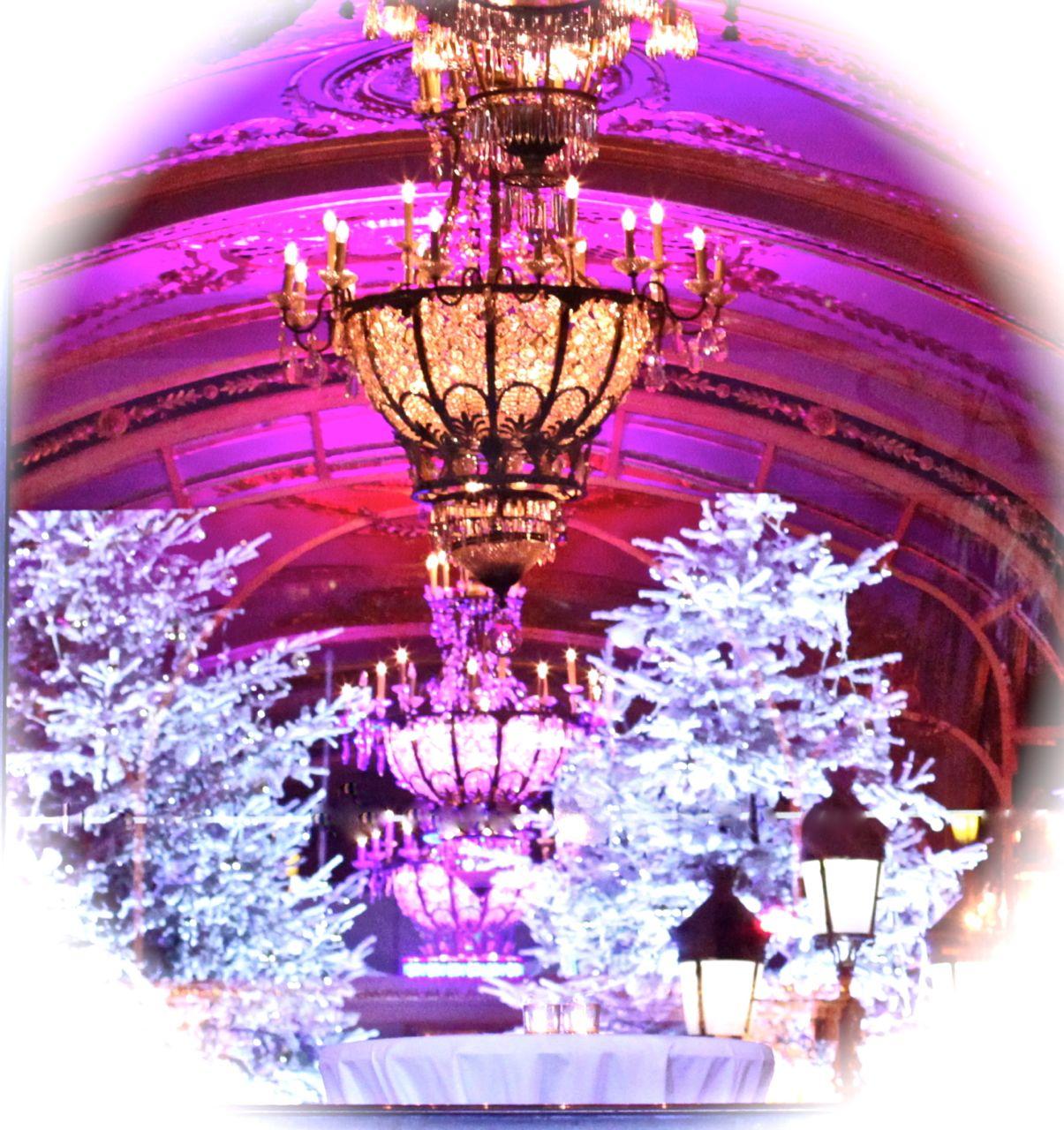 Natal Hotel de Paris Mônac