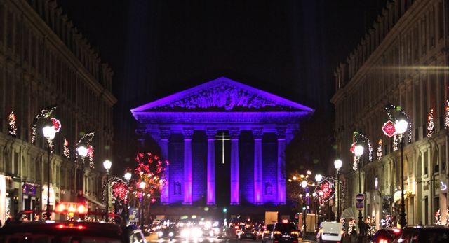 Show de luzes, cores e emoções em Paris!