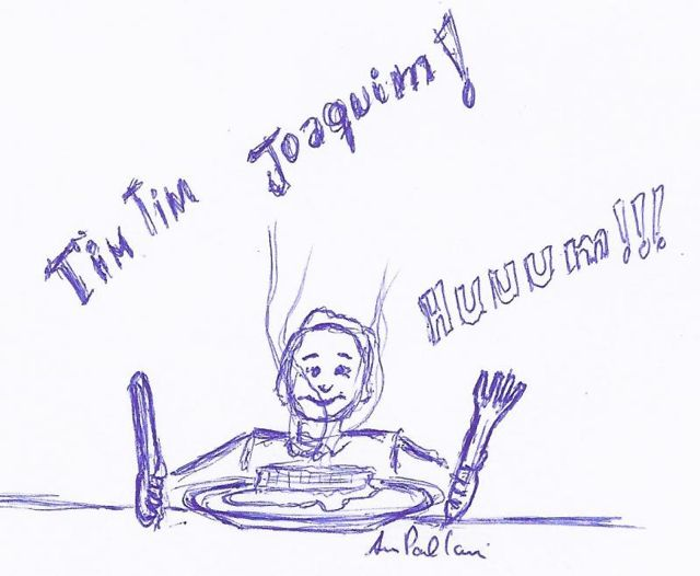 Tim tim Joaquim