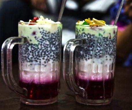 Falloda Essas bolinhas pretas ganham a aparência de caviar