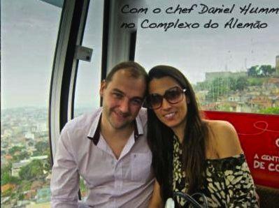 Daniel Humm e Alexandra Forbes Unindo forças para o bem