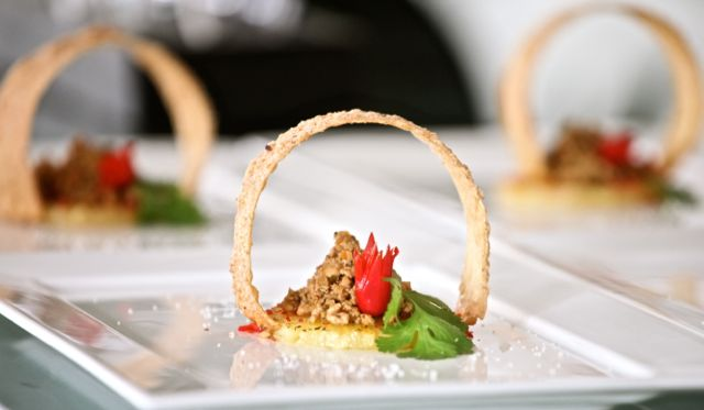 Lombo com Abacaxi Thai