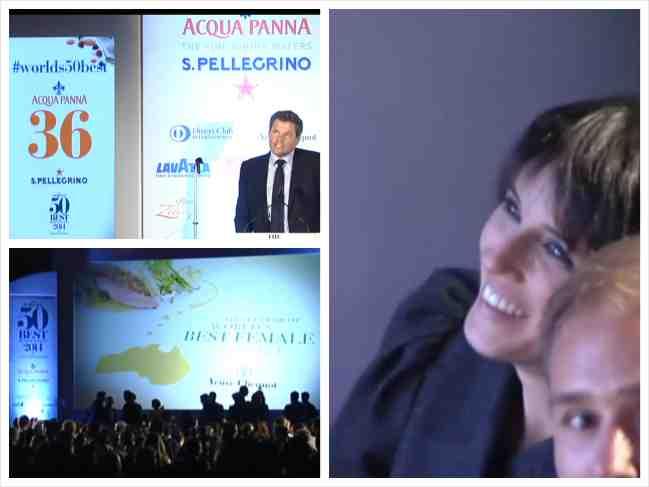Helena Rizzo: Best Female MANÍ: 36º Best restaurant