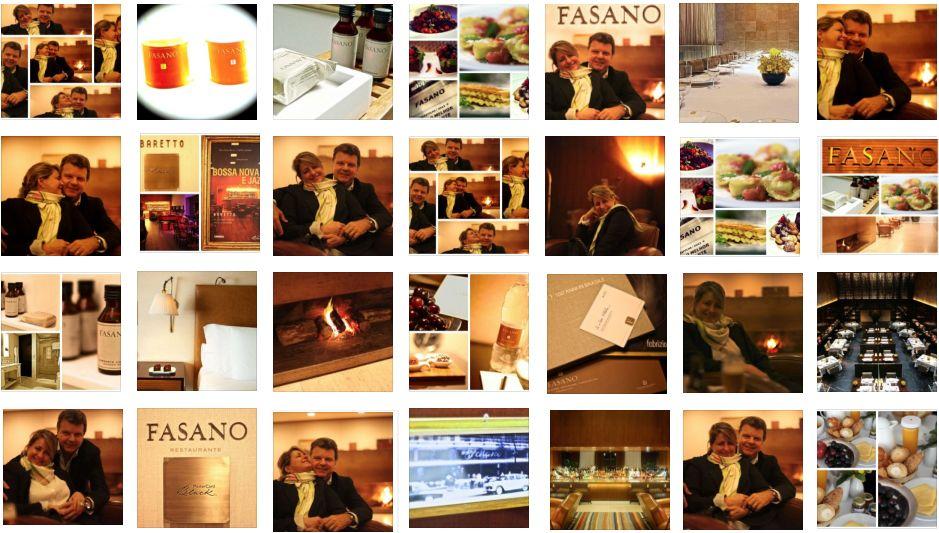 Restaurante FASANO - São Paulo