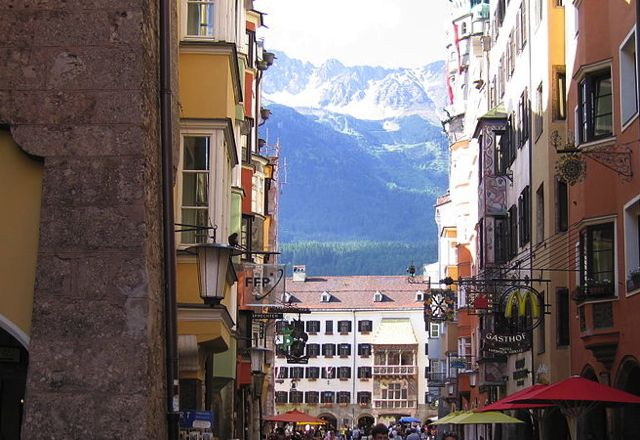 old Innsbruck_and_gold_roof