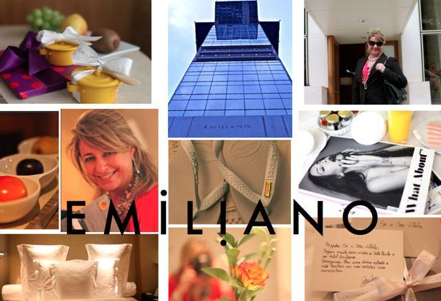 Veja sobre o Hotel Emiliano clique aqui