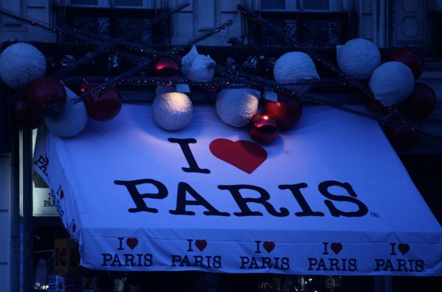 Paris I Love Paris