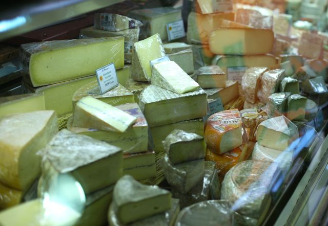 Paris queijo