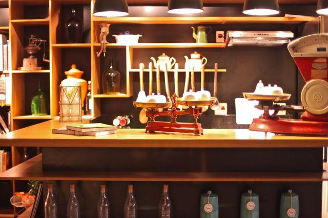 Alma Chef decoração