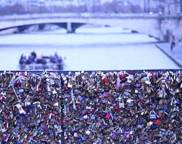 Ile ponte dos cadeados