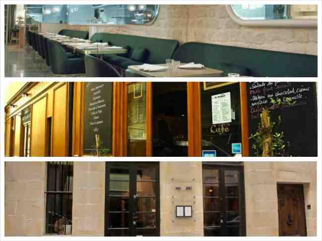 LE SERGENT RECRUTEUR 41, rue Saint-Louis en L'Isle - Paris 4ème French Fine Dining AU BOUGNAT - BISTRO 26, rue Chanoinesse - Paris 4ème MON VIEIL AMI 69, rue Saint-Louis en L'Île - Paris 4ème Bistro