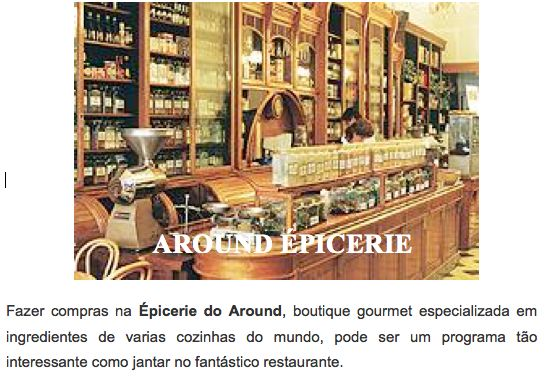 around epicierie