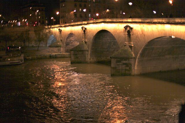 ile saint louis ponte