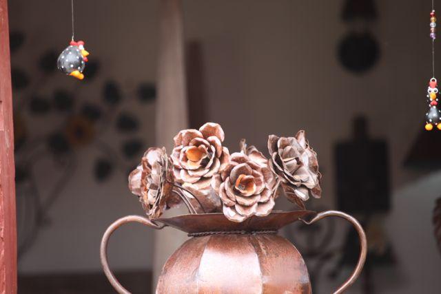 Bichinho flor