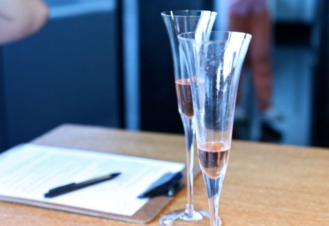 Dorinha Paella champagne