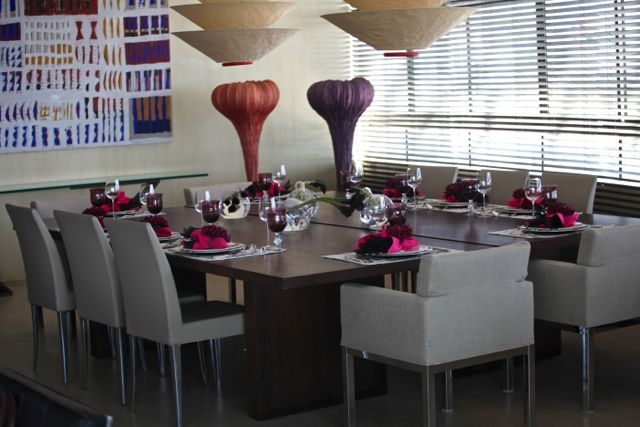 Dorinha Paella mesa