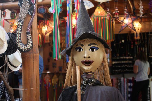 bruxa bichinho