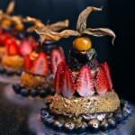 Lembrancinha Mini Naked Cake