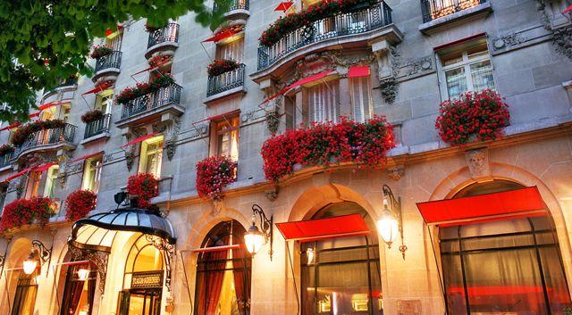 Hotel Plaza Athenée