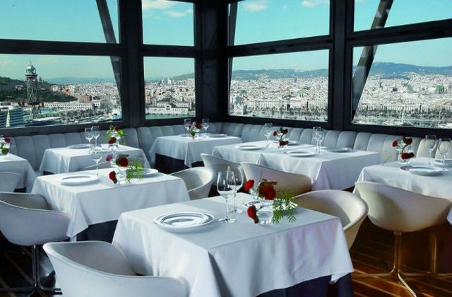 10. Torre d'Alta Mar (Barcelona, Espanha) Fonte: torredealtamar.com