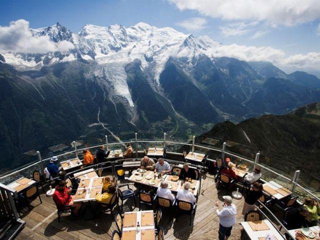 8. Le Panoramic (Chamonix, França) Fonte: chamonix.net