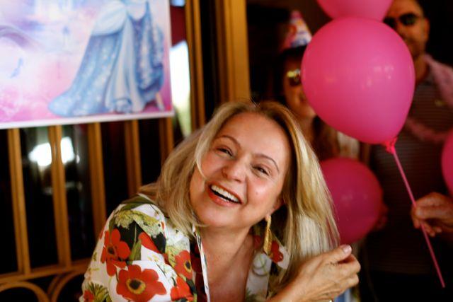 Angela aniversario ang 10