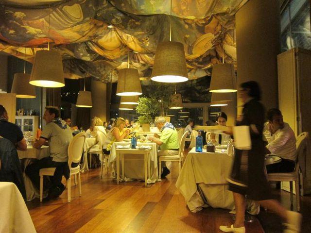 Etxanobe restaurante
