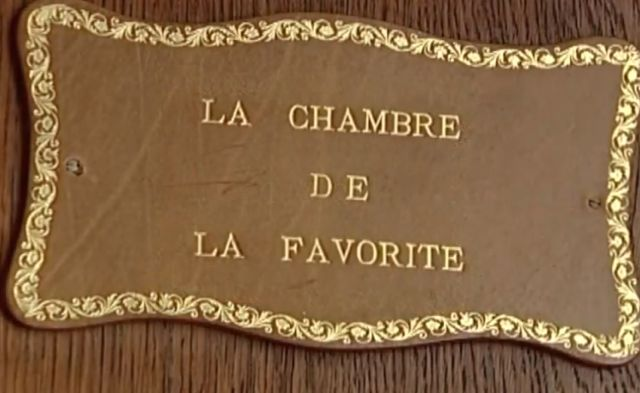 Chateau de la treyne chambre