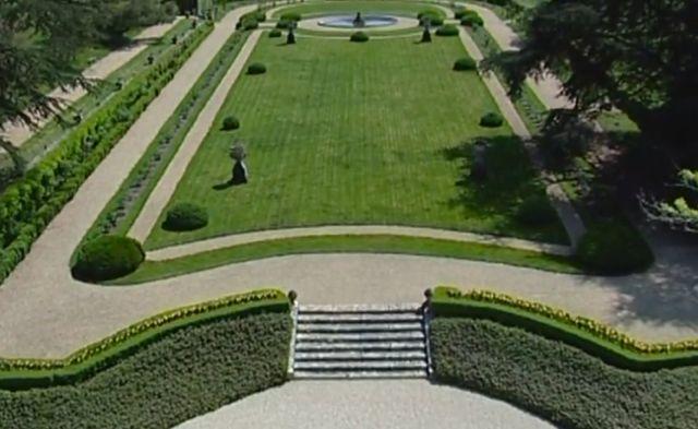 Chateau de la treyne jardim