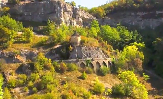 Rocamadour arcos