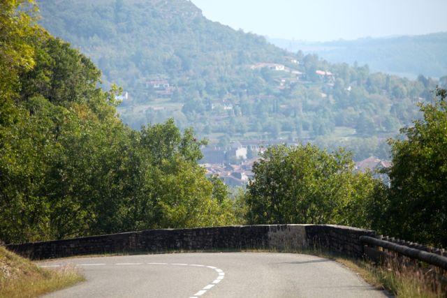 Saint Antonin estrada