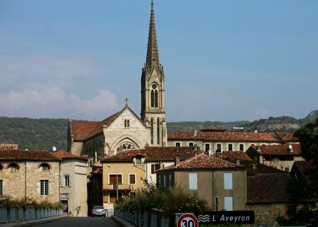 Saint Antonin igreja