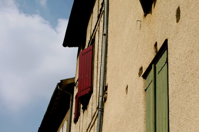 Saint Antonin janela