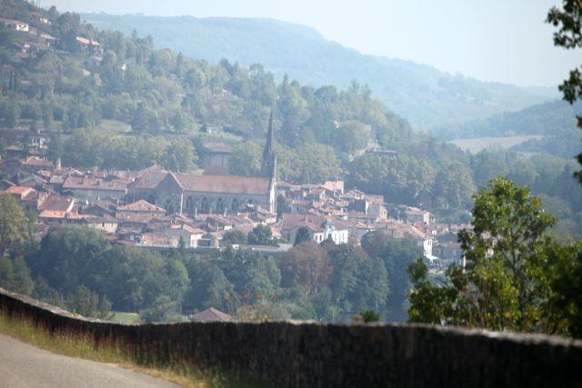 Saint Antonin vista